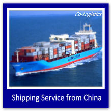 shipping container From China to BANDAR ABBAS, Selina-Skype: colsales32