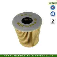 High Quality Customize Oil Filter ,Hot Sales Paper Core Auto Oil Filter (948 107 222 00)