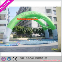 Lilytoys Advertising Arch, Inflatable Arch, inflatable sport arch For Sale