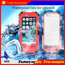 Waterproof Phone Case for Iphone 6,for Iphone 6 case