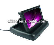 4.3 inch foldable car monitor in electronic components&supplies/