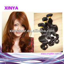 10-30inch any color high quality indian hair industries