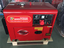 IronAngel diesel generator set 3kw, KAMA&HONDA engine, silent portable generator with cheap price, home and garden use, OEM