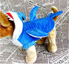 Halloween Cosplay Pet Dog Costume Shark Design Clothes For Dog Apparel Puppy Cat Clothing