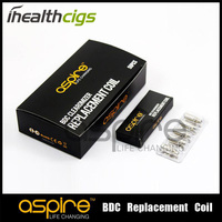 BDC Aspire atmizer BDC 5 ET BDC 50pcs/lot BDC Coil head