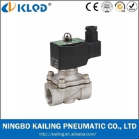 SS304 Material 2way electric water valve