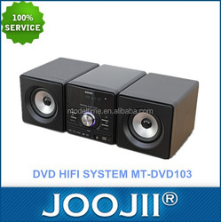 Cheap Micro VCD/DVD HIFI System with MP4