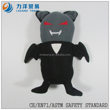 Plush dolls(bat), Customised toys,CE/ASTM safety stardard