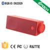 Portable ABS shell wireless stereo mini bluetooth speaker box