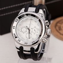 Super quality hot sell fashion cheap silicone designer watch