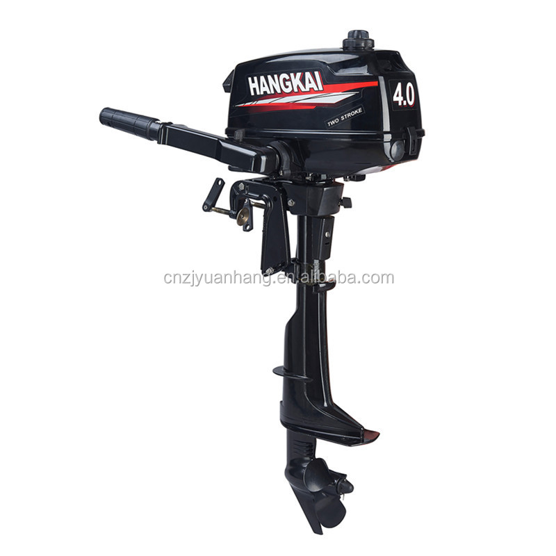 Chinese Outboard Motors : Hp chinese outboard motor with tiller control buy brand