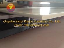 New Plastic Board for Advertisement/PVC Free Foam Board Production Line/WPC Foam Board Machine