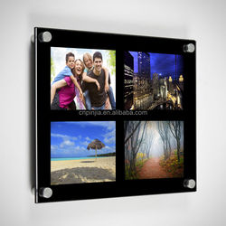 plexiglas glass acrylic poster frames wall mount photo frames