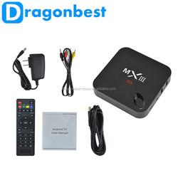 Amlogic S802 Quad Core Mx 3 Imito Mx3 Android 4.4 Smart Tv Box Mxiii 2G Ram 8G Rom Mxiii Quad Core Android Tv Box