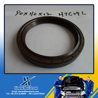 Motor cycle bearing TC oil seals sealing machine/rubber sealing/oil sealing Customized NBR rubber oil seal for HTC04L 90*110*12