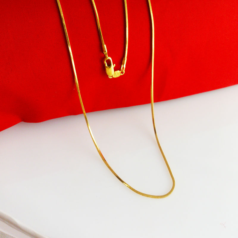 Stunning What Is The Price Of Gold Chain For Girls Gallery ...