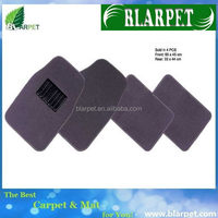 Alibaba china special car mat with car brand logo