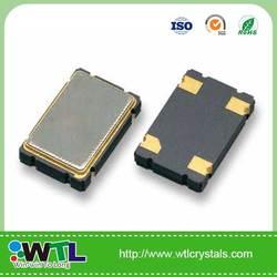 3.2*2.5 SMD COMS oscillator used in DSC,Set-top box,HDTV