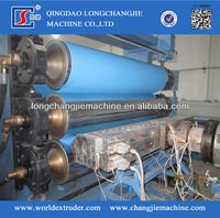 PVC film production line