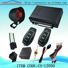 Coche de seguridad de alarma de empresa constructora, coche de seguridad de alarma de fábrica