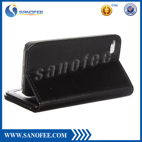 China Wholesale Hot Selling for iphone 6 wallet leather case
