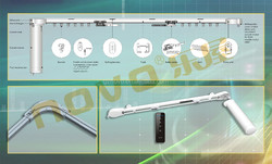 2015 motors for electric curtains with Remote Control for Window Curtain, meeting room