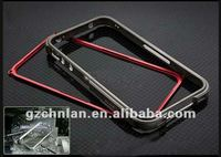 New arrival Frame Alumium metal bumper case for iphone 4 4s