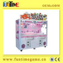 Coin Operated Games catching toy game machine