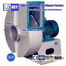 backward wheels little air flow centrifugal fan