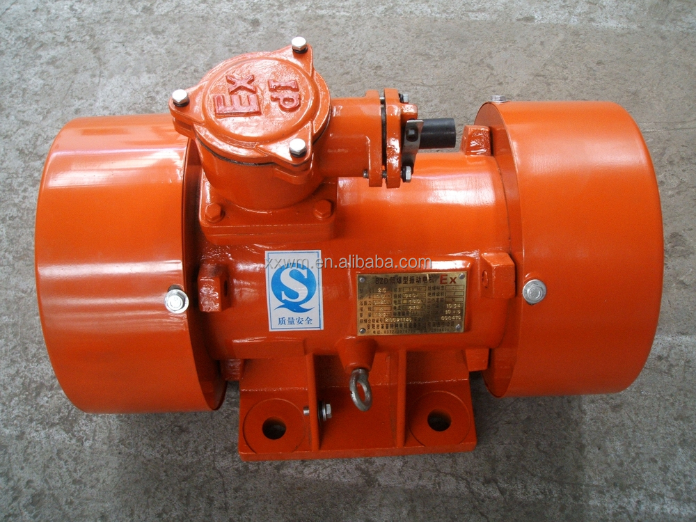 380 660 V Max 10 Kw Asynchronous Motor Explosion Proof
