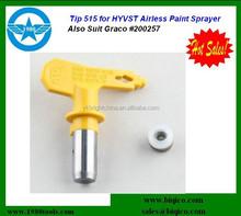 Adjustable spray gun Graco spray tip 515 G230/G220/G210 HS code 84242000 and nozzle tips filter net