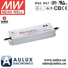 Mean Well HLG-150H-24A 150W 24V LED Power Supply IP65 LED Driver 5 Years Warranty
