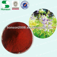 Natural radix salvia miltiorrhiza10%,20%,50%,,95% Tanshinone IIA from garanteed supplier