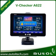 V-checker A622 Trip Computer & GPS Navigator & TPMS & Oil Statistics all modeles support the OBD standard