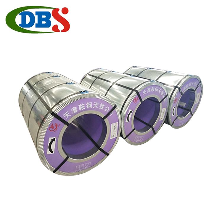 Caliente rendimiento balance bobinas de acero laminado en frío de hoja