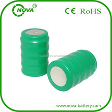 high quality nimh 6V 170mAh button cell battery pack