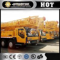 High Popularity Xcmg 50 Ton Mobile Truck Crane QY50KA