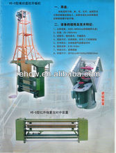 RH Rope Opener for Tubular fabric with slitting function