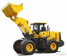 LY brand ZL50 china cheap wheel loader for sale