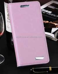 For iphone custom flip leather cover,for iphone 6 leather case