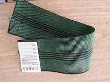 70mm woven webbing elastico para o sofa