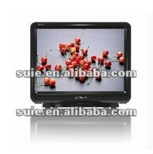 15 inch Fanless D525 dual core Touchscreen POS system