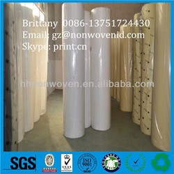 nonwoven fabric raw material