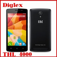 Low Price China Mobile Phone THL 4000 Android 4.4 Dual Sim Cell Phone 4.7 Inch MTK6582 Quad Core 1GB RAM 8GB ROM 5MP THL Phone