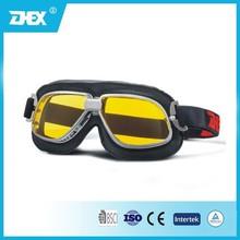 ABS Frame Anti Scratch PC Lens Custom Motocross Harley Glasses, Goggles For Harley