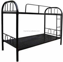 GLT-XRD-A04 strong metal bunk bed, folding bunk bed