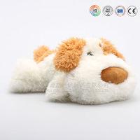 Chinese popular one piece plush puppy sleeping dog toys