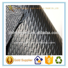 PVC faux leather for basketball shoes boots