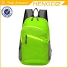 waterproof cheap folding backpack, folding travel backpack