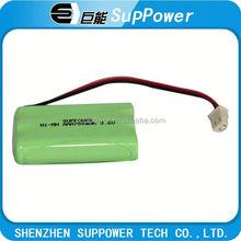 nimh battery pack aa 1000mah 1.2v nimh battery AAA/AA/A/SC/C/D/F size